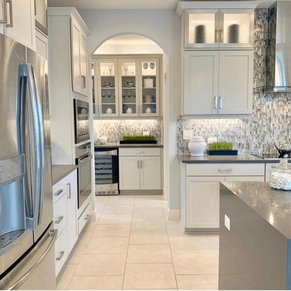 Kitchen upgrades to luxury to Orlando New Construction Home